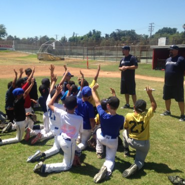 Pasadena Pony Lil' Slugger Baseball Clinics: Session A