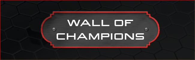 Wall of Champions