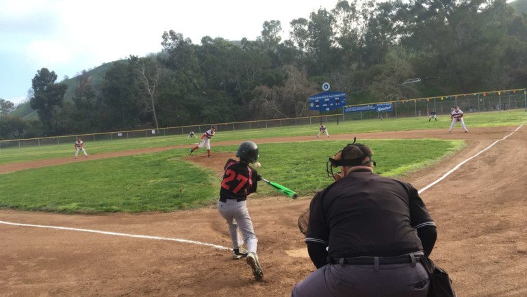 Winter 2019 LABA Youth Travel Baseball League